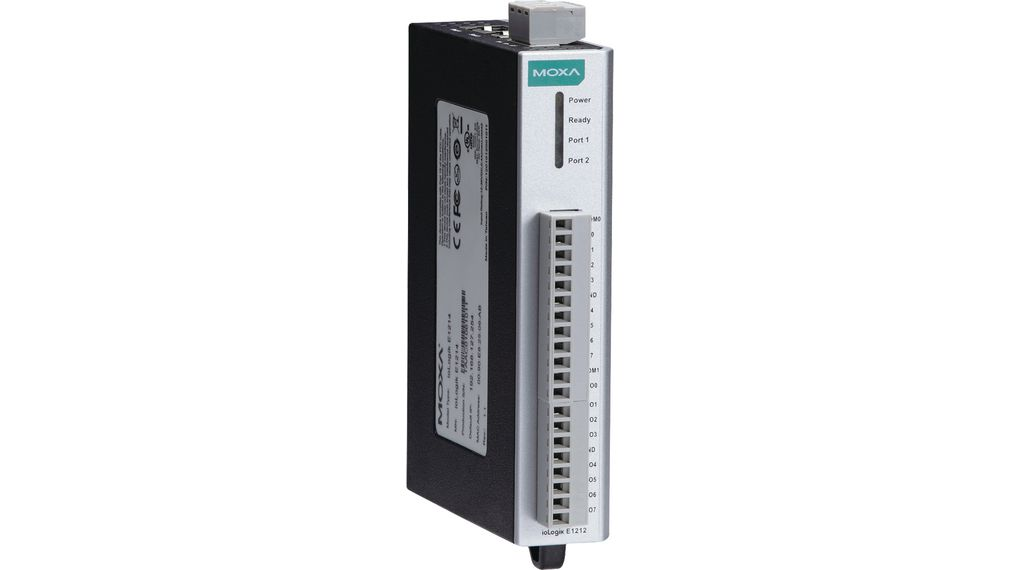 Acquista Modulo I/O 8 DI, 8 DI/O Ethernet/MODBUS/TCP/Ethernet/IP