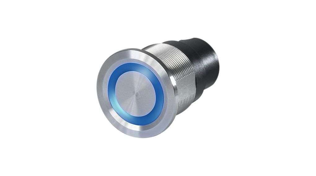 Acquista Vandal-Proof Capacitive Switch 22 mm 42 VAC/60 VDC 100 mA 1 contatto N.A.