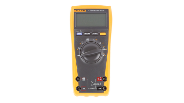 Acquista Multimetro digitale FLUKE 175 + C25 TRMS AC 6000 Cifre 1000 VAC 1000 VDC 10 ADC
